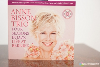 Anne Bisson Trio Four Seasons In Jazz CD版