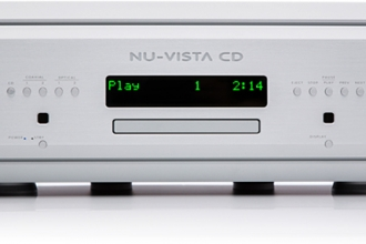 英倫風格的參考訊源 Musical Fidelity Nu-Vista CD